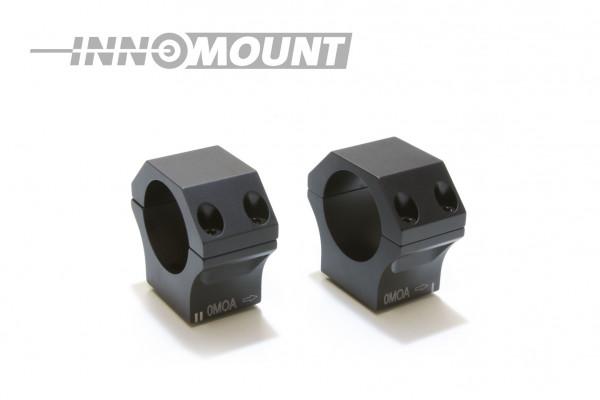 Paire de Colliers - Tactical - sans interface universelle - Collier 30mm - 0- 20MOA
