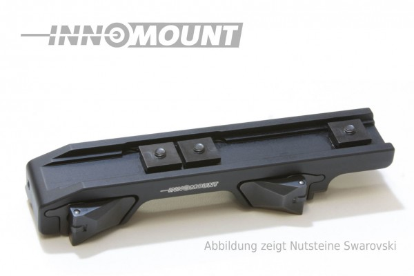 Quick release mount for Blaser