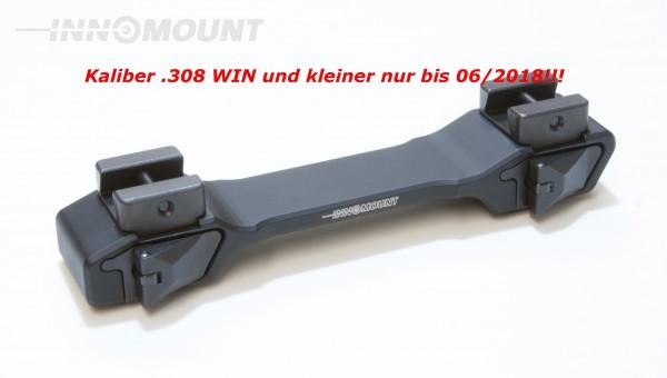 Schnellspannmontage - für CZ 550/557 - LM Schiene