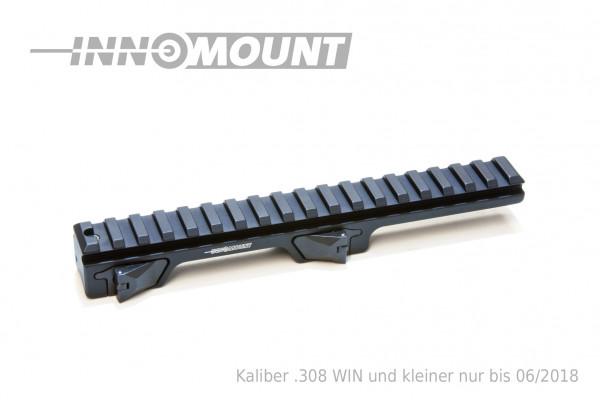 Schnellspannmontage - für CZ 550/557 - Picatinny LONG