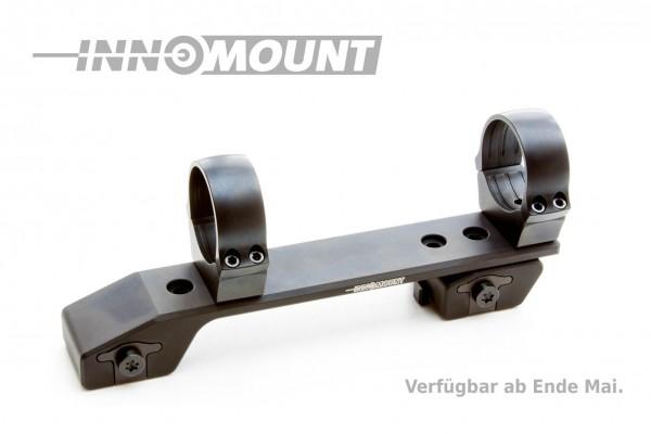 Festmontage - Sako - zweiteilig variabel - Ring 26mm BH+3mm