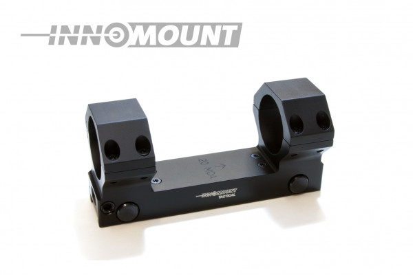 Tactical fixed mounting - ring 30mm - BH 18mm - 20MOA