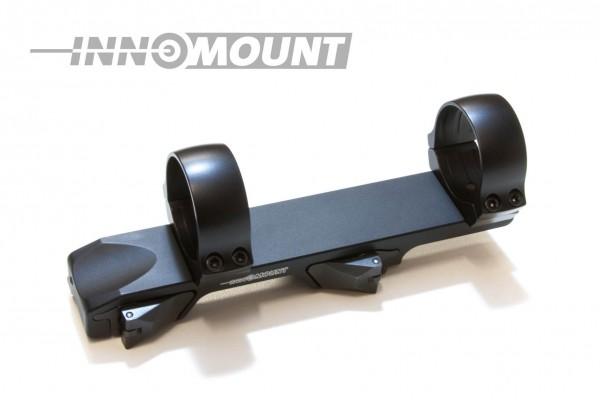 Schnellspannmontage - für Blaser - Ring 30mm BH+3