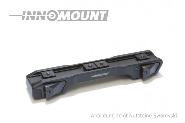 Quick release mount for CZ 550/557 - Schmidt & Bender