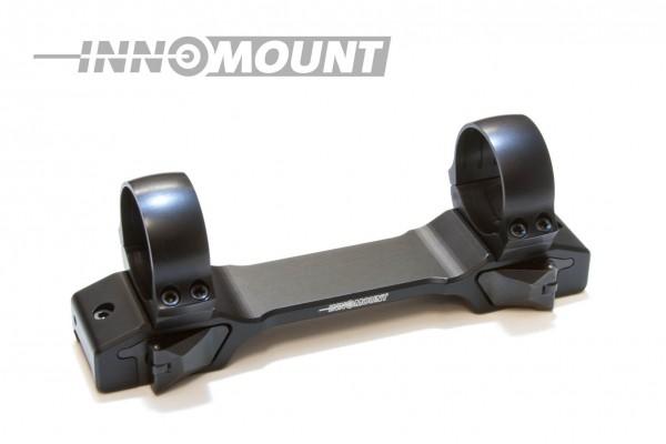 Montage Fixe (FM) pour Sauer 303 ancien Model SN: R.... Parties Hautes: Collier 40mm / Embase Collier 9mm