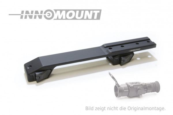 Quick release mount for Weaver/Picatinny - two piece - InfiRay Saim