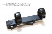 Montage Rapide (SSM) pour Blaser Parties Hautes: Collier 40mm / Embase Collier 3mm