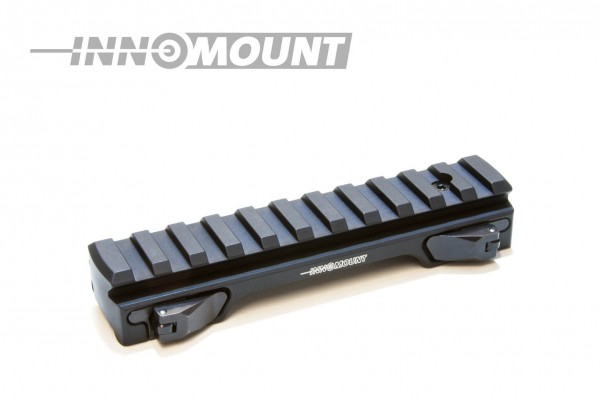 Quick release mount for Sauer 404 - slight long - Picatinny