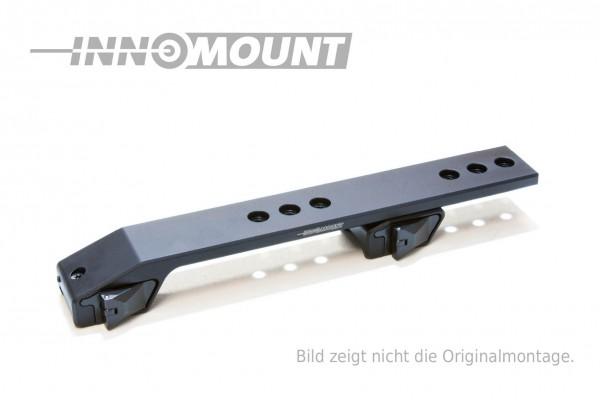 Schnellspannmontage - für CZ550/557 - Dedal HUNTER