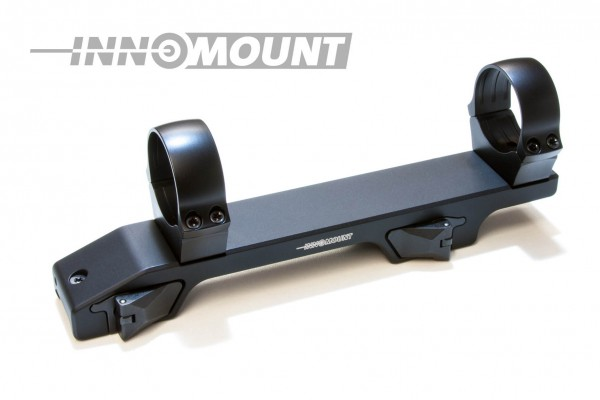 Quick release mount for Tikka T3 - Pulsar Digex
