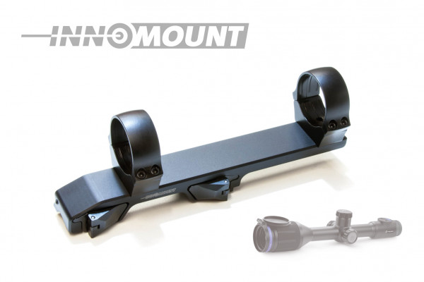 Quick release mount for Sauer 404