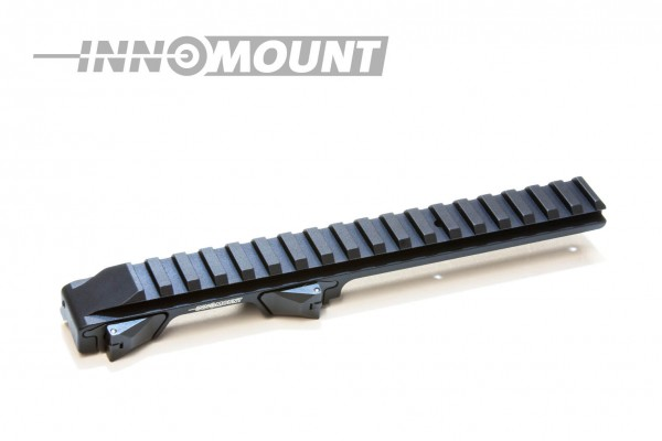 Quick release mount for Blaser - Picatinny long