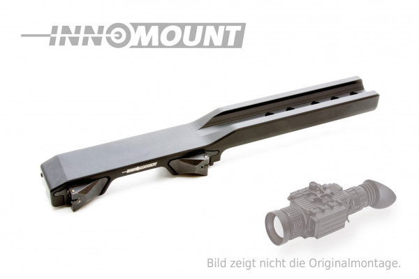 Quick release mount for Weaver/Picatinny - TVT Archer