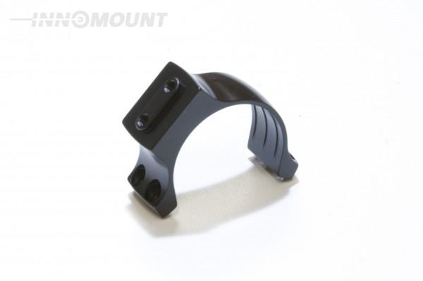 Ringoberteil mit Universalschnittstelle - Ring 40mm - Ausrichtung 45°