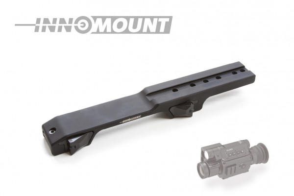 Quick release mount for Weaver/Picatinny - Pard 008 / SA Series