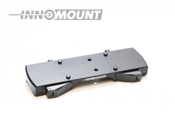 Quick release mount for Blaser - slight long - Docter sight