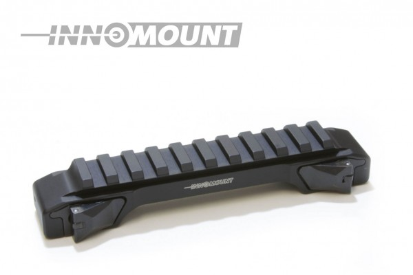 Quick release mount for Tikka T3 - Picatinny