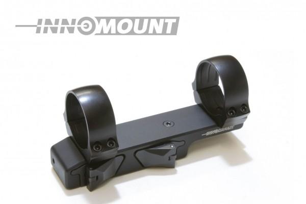 Schnellspannmontage - für 12mm Prisma - Ring 40mm BH +6