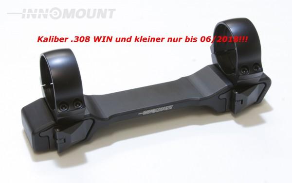 Schnellspannmontage - für CZ 550/557 - Ring 30mm BH +6