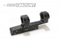 Taktische Festmontage Flex offset - Ring 30mm - BH 34mm - 0-20MOA