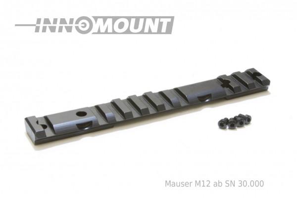 Multirail - Picatinny - für Blaser - Mauser Mod. M12 ab SN 30.000