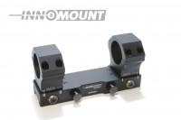 Taktische Schnellspannmontage Flex - Ring 30mm - BH 23mm - 0-20MOA