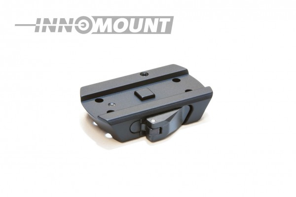 Quick release mount for Weaver/Picatinny - slight - Aimpoint Micro / Holosun
