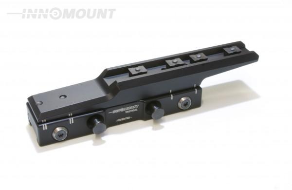 Taktische Schnellspannmontage Flex offset - Zeiss - BH 23mm - 20 MOA