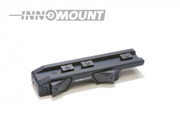 Quick release mount for Merkel B3/B4
