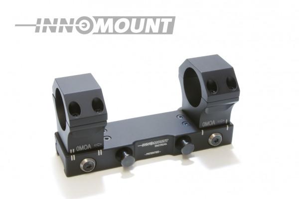 Taktische Schnellspannmontage Flex - Ring 34mm - BH 21mm - 0-20MOA