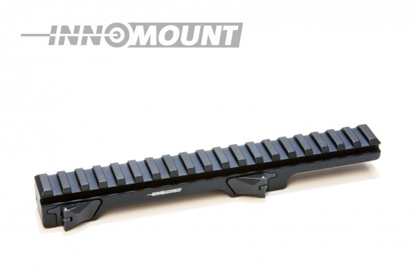 Quick release mount for Tikka T3 - Picatinny long