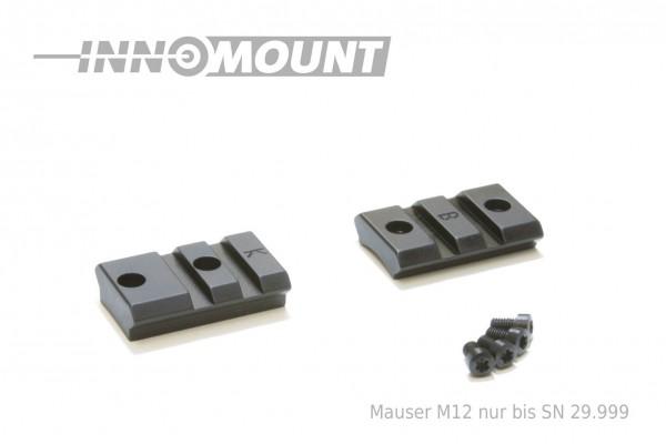 Base - Weaver - Mauser - Mod. K98/M12