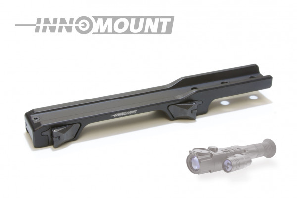 Quick release mount for Weaver/Picatinny - Pulsar