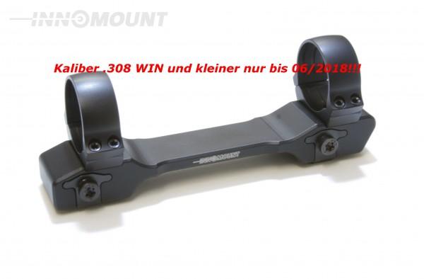 Festmontage - für CZ 550/557 - Ring 40mm BH +3