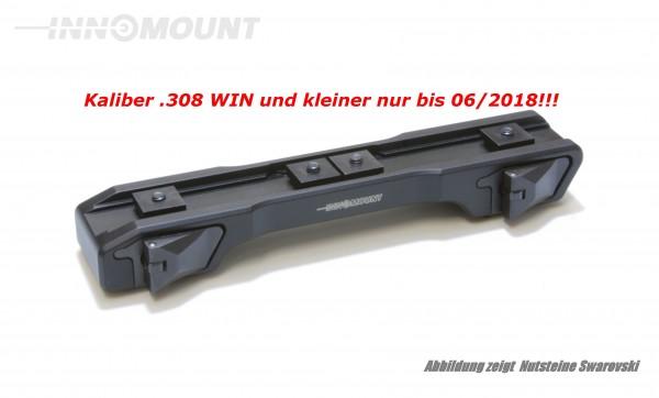 Schnellspannmontage - für CZ 550/557 - Schmidt & Bender