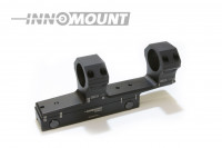 Tactical fixed mount Flex offset -ring 34mm - BH 32mm