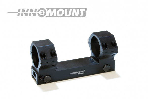 Tactical fixed mounting - ring 34mm - BH 16mm