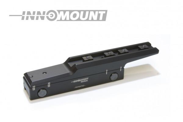 Taktische Festmontage Flex offset - Zeiss - BH 23mm