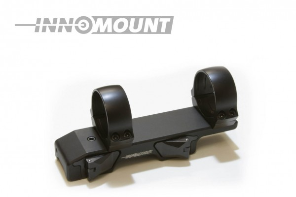 Quick release mount for Merkel