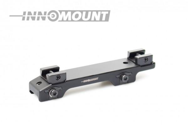 Festmontage - Weaver/Picatinny - Kröpfung 25mm - LM Schiene