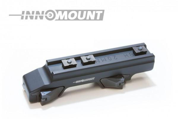 Quick release mount for Blaser - Zeiss 20mm