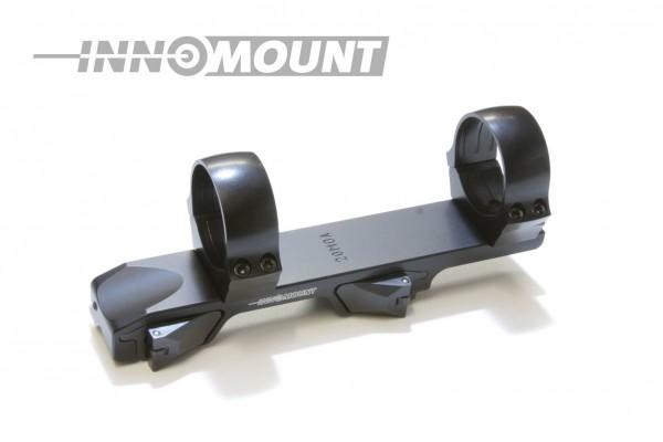 Schnellspannmontage für Blaser - Ring 34mm BH+3 20MOA