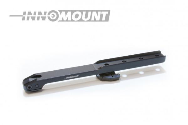 Montage Pivotant - Fermeture à levier 15mm Prisma - Pulsar Trail 2 / Digisight Ultra 450 & 455