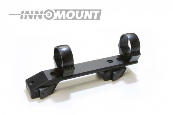 Schnellspannmontage - Weaver/Picatinny zweiteilig variabel - Ring 34mm BH+3