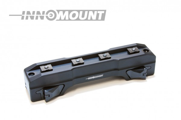 Quick release mount for Weaver/Picatinny - Zeiss - 20mm