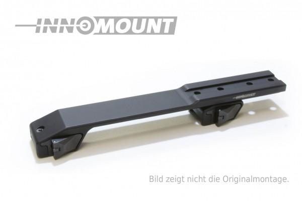Schnellspannmontage - Weaver/Picatinny zweiteilig variabel - TVT Archer