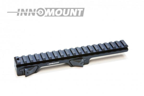 Quick release mount for Sauer 303 - Picatinny long