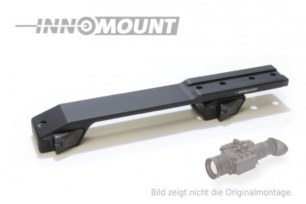 Montage Rapide (SSM) pour Weaver/Picatinny - a deux pieces - variable -TVT Archer