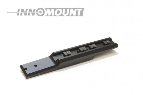 Plaque d´adaptateur - Cantilever - Hauteur construction: 12mm