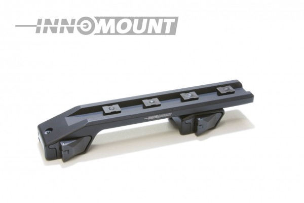 Quick release mount for Weaver/Picatinny - two piece - Zeiss